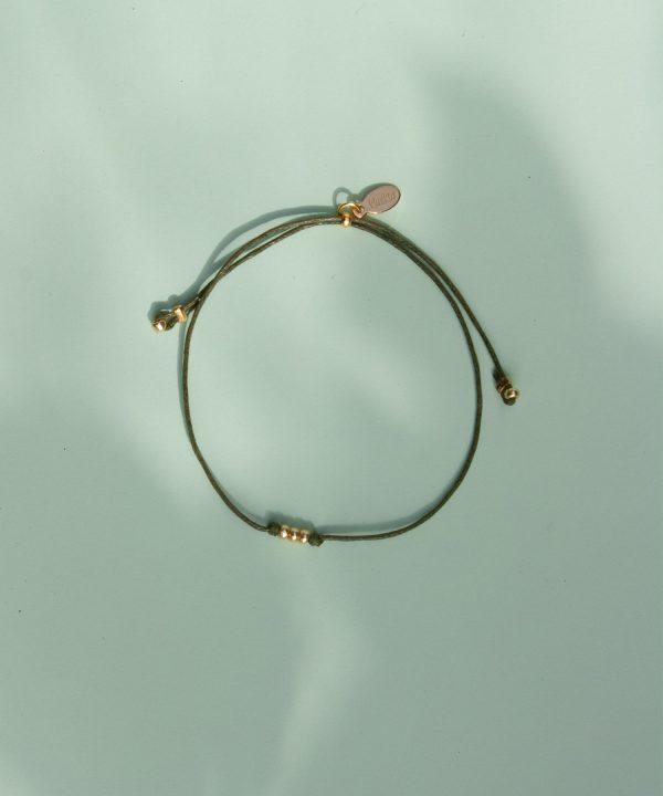 Caja Perlen Armband von House of Klunkar. Geschenke zum Frühling und Muttertag.