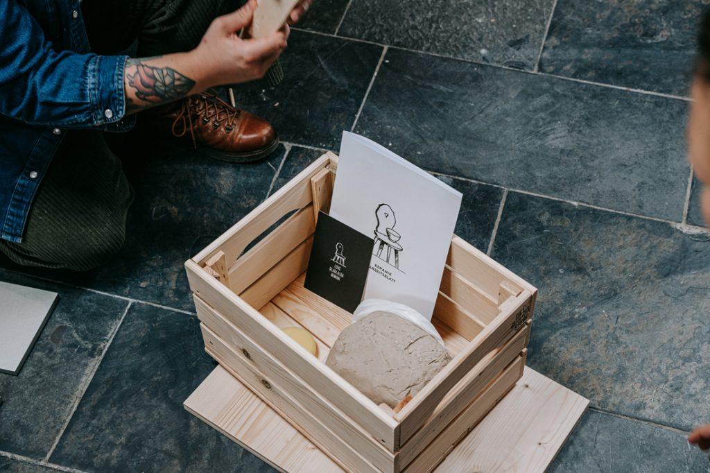Keramik Kit der Guten Stube Andelsbuch für Zuhause. Fotos von Pia Pia Pia Berchtold.