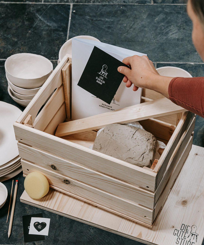 Keramik Kit STARTER von Die Gute Stube Andeslbuch. Fotos von Pia Pia Pia.