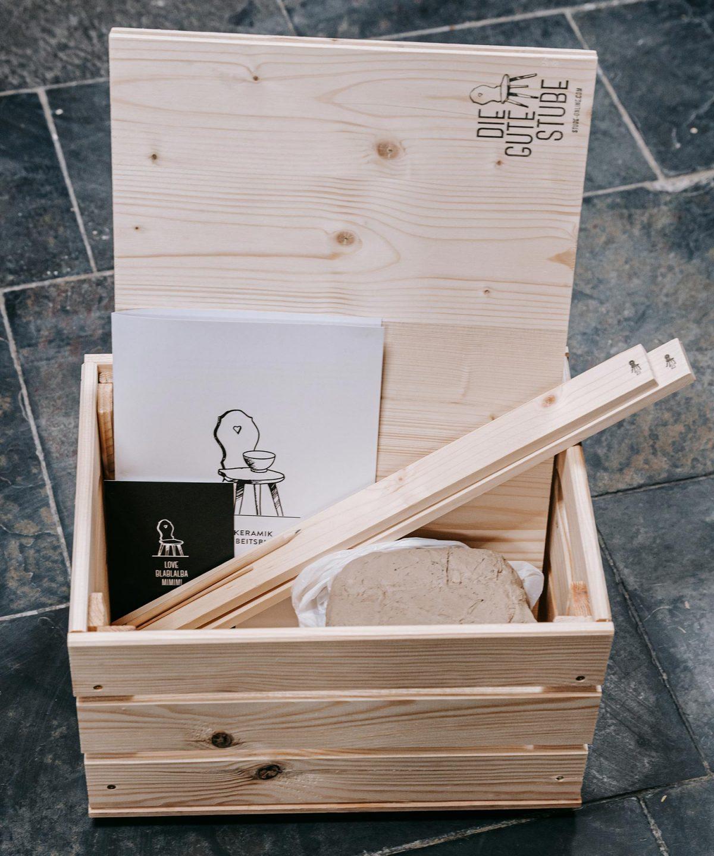 Keramik Kit von Die Gute Stube Andeslbuch. Fotos von Pia Pia Pia.