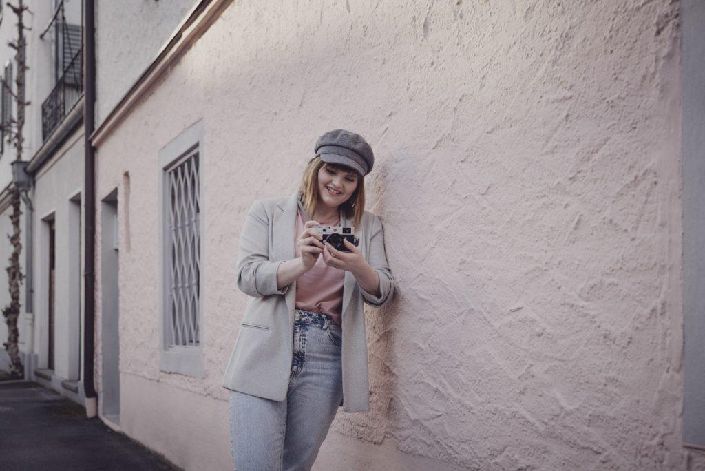 Fotografin Nina Bröll ist bei House of Klunkar zuhause. Foto von Michael Kreyer.