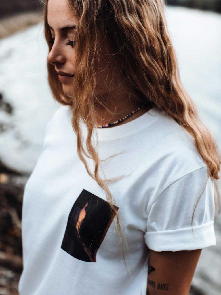 T-Shirt Mia von Fotografin Nina Bröll.