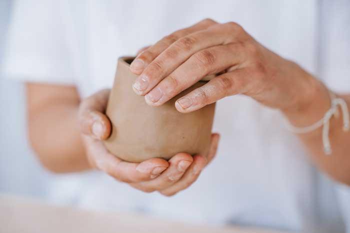 Keramik Handwerk von Epic Leni